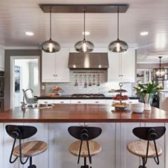 Kitchen Island Pendant Lights Sears Appliance Package Deals How Many Should Be Used Over A 2