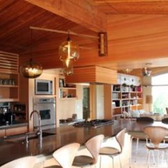 3 Light Kitchen Island Pendant Small Cabinet Ideas Table Lighting Installations Embrace Mid ...