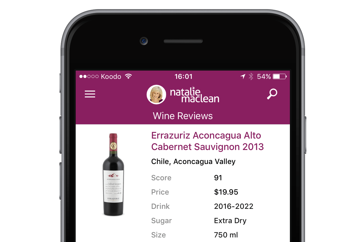 Canada S First Wine Label Scanning App Makes Finding Great