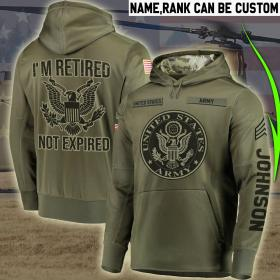 Custom Shirt United States Army DH10- 3D Design All Over Printed(8886)