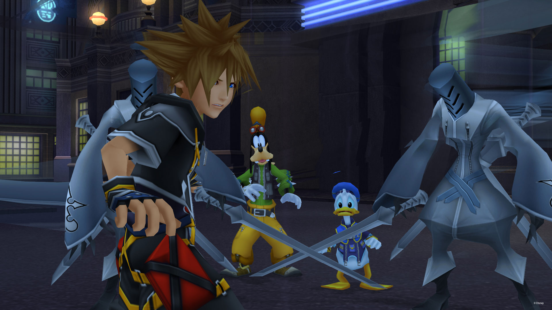Image result for kingdom hearts 1.5 + 2.5 1920x1080