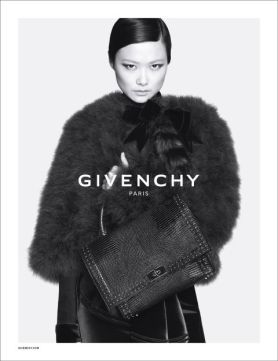 Givenchy Fall 2015 Campaign