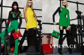 Versace Fall 2015 Campaign