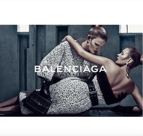 Balenciaga Fall 2015 Campaign