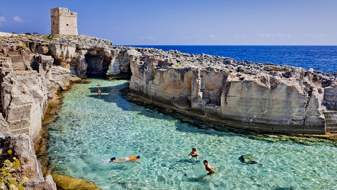 Last Rays of Summer 7 Natural Pools Piscini in Italy  nichelle cole
