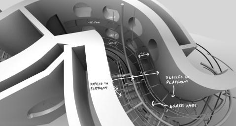 'escape from grinotts' vault model development