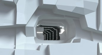 Interior North Wind HQ - Door - Art Set