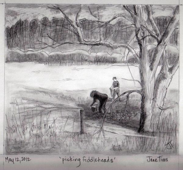 Pencil Drawings Landscape Nichepoetryandprose