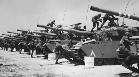 On The Edge - 50 Years Since the 6 Day War