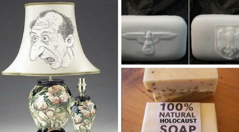 On The Edge - Of Jewish Soap and Lampshades