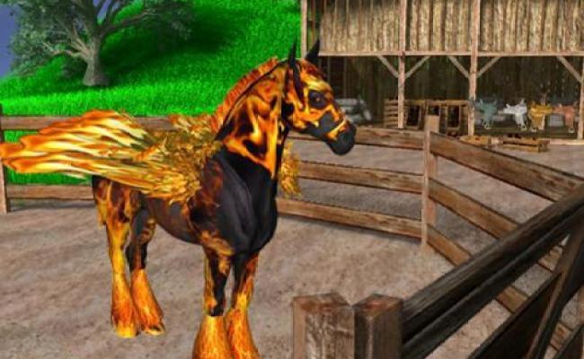 Virtual Horse Games älypuhelimen Käyttö Ulkomailla
