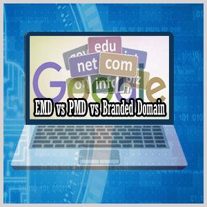 EMD vs PMD vs Branded Domain