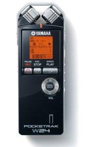 ヤマハ Pocketrak W24