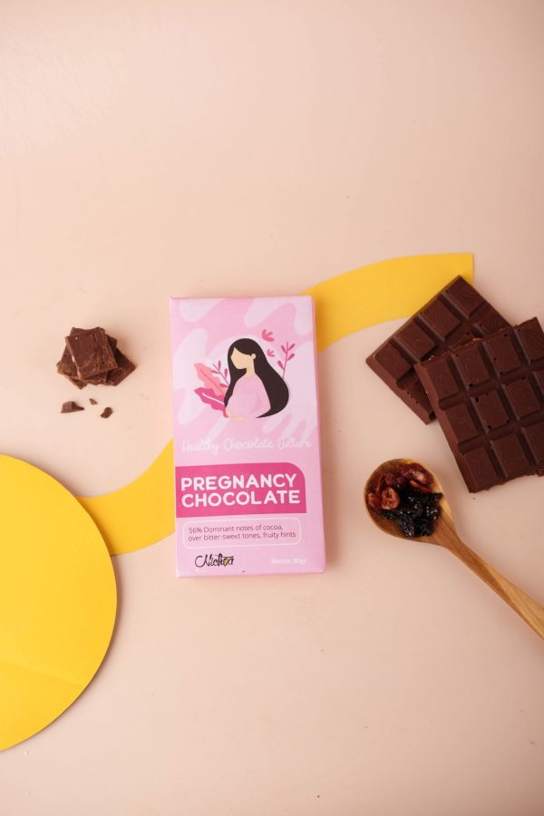 Nichoa Pregnancy Chocolate bar 90 g
