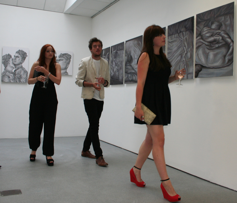 Oxford Brookes Foundation Show | Nicholas Bechgaard