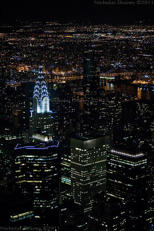 UNTLD New York City Skyline