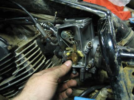 Project: Yamaha 350 Moto4 | Nicholas Fluhart
