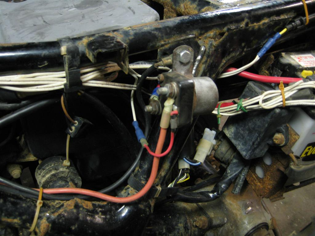 1989 yamaha warrior 350 wiring diagram bathtub drain installation 1987 honda foreman charging system ~ elsavadorla