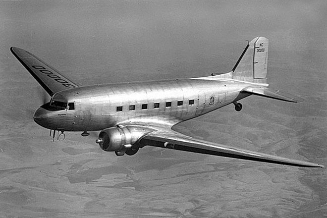 15 – COMMERCIAL FLIGHTS DURING WW2