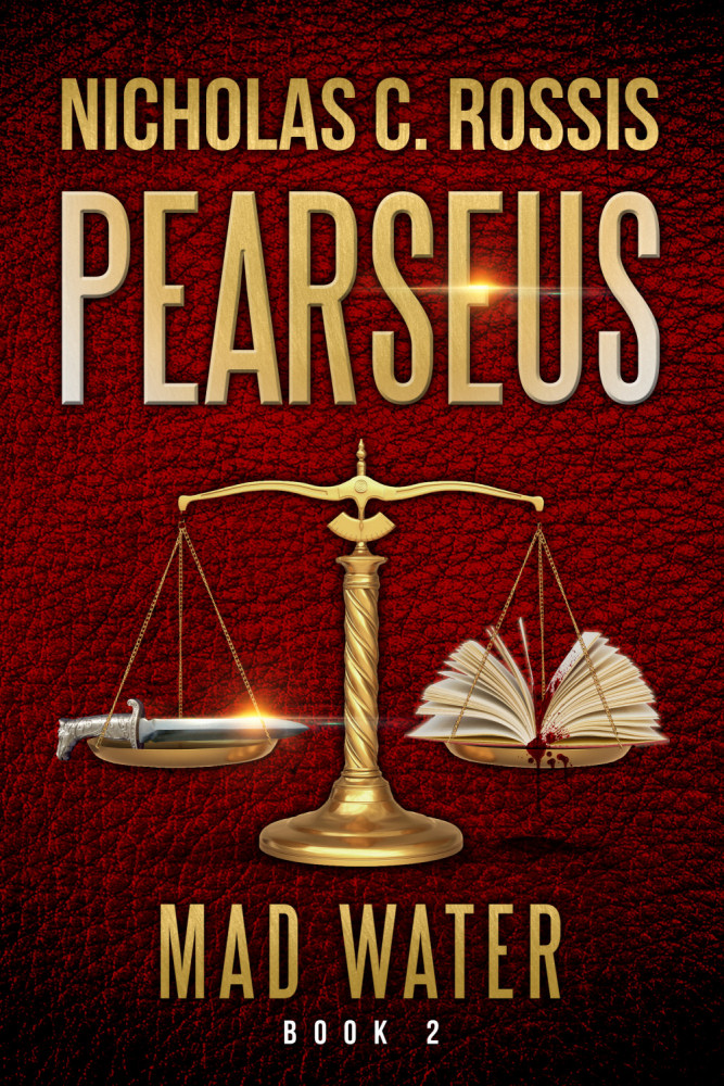 Pearseus: Mad Water | From the reader blog of Nicholas C. Rossis, author of children's books, fantasy and science fiction