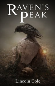 Raven's Peak by Lincoln Cole | From the blog of Nicholas C. Rossis, author of science fiction, the Pearseus epic fantasy series and children's books