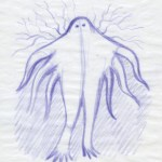 Dimitris Fousekis' draft sketch of a Whisper
