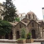 Chapel of Kapnikarea, Athens, Greece