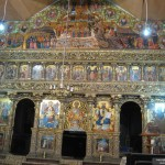 Orthodox church in Lefkada, Greece