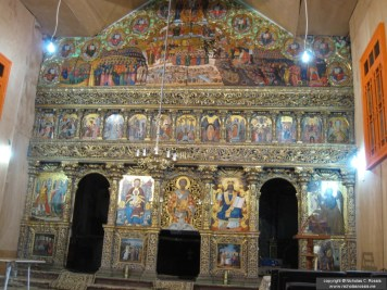 Orthodox church in Lefkada, Greece