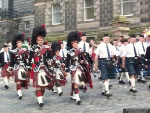 Parade, Edinburgh, Scotland, UK