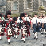 Parade, Edinburgh, Scotland, UK