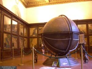 Map Room, Palazzo Vecchio, Florence, Italy