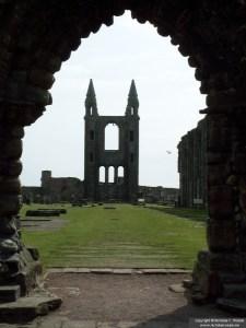 St Andrews Abbey, St. Andrews, Scotland, UK