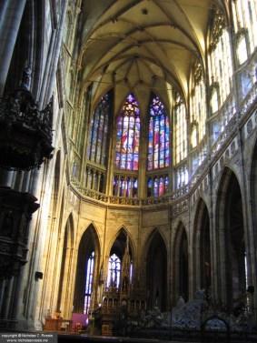 St. Vitus, Prague, Czech Republic