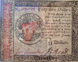 The story of the dollar symbol | From the blog of Nicholas C. Rossis, author of science fiction, the Pearseus epic fantasy series and children's books