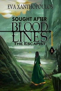 Sought After Blood Lines by Eva Xanthopoulos | From the blog of Nicholas C. Rossis, author of science fiction, the Pearseus epic fantasy series and children's books