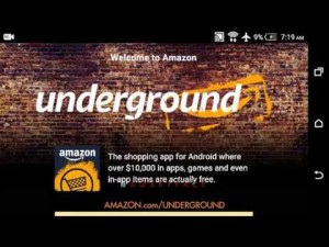 Amazon Underground | From the blog of Nicholas C. Rossis, author of science fiction, the Pearseus epic fantasy series and children's books