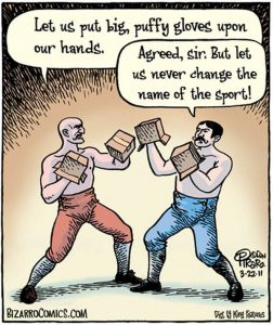 Boxing | From the blog of Nicholas C. Rossis, author of science fiction, the Pearseus epic fantasy series and children's books
