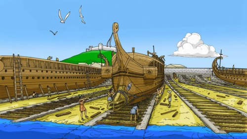 The Zea Harbour Project | From the blog of Nicholas C. Rossis, author of science fiction, the Pearseus epic fantasy series and children's books