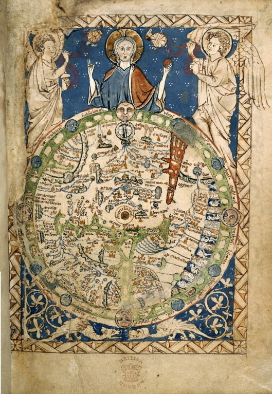 The Psalter Map | From the blog of Nicholas C. Rossis, author of science fiction, the Pearseus epic fantasy series and children's books