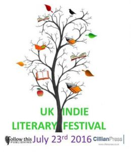 UK Indie Lit Fest 2016 | From the blog of Nicholas C. Rossis, author of science fiction, the Pearseus epic fantasy series and children's books