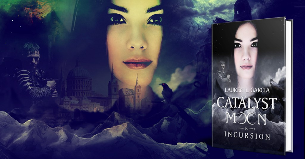 Catalyst Moon | From the blog of Nicholas C. Rossis, author of science fiction, the Pearseus epic fantasy series and children's books