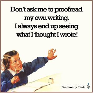 Proofreading | From the blog of Nicholas C. Rossis, author of science fiction, the Pearseus epic fantasy series and children's books