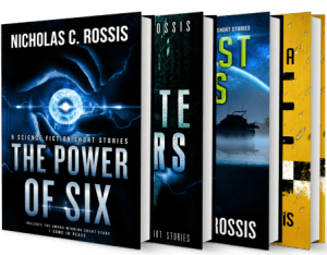 header image - short stories | From the blog of Nicholas C. Rossis, author of science fiction, the Pearseus epic fantasy series and children's books