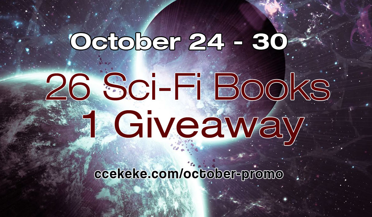 October giveaway: 26 free sci-fi books   From the blog of Nicholas C. Rossis, author of science fiction, the Pearseus epic fantasy series and children's books
