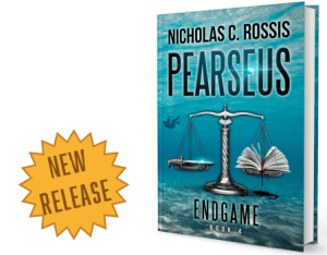Pearseus: Endgame header Image | From the blog of Nicholas C. Rossis, author of science fiction, the Pearseus epic fantasy series and children's books