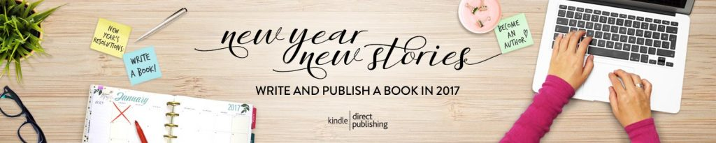 Amazon New Year New Stories | From the blog of Nicholas C. Rossis, author of science fiction, the Pearseus epic fantasy series and children's books