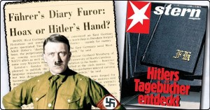 Hitler's Diaries | From the blog of Nicholas C. Rossis, author of science fiction, the Pearseus epic fantasy series and children's books