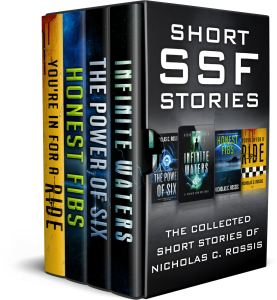 Short science fiction stories bundle | From the blog of Nicholas C. Rossis, author of science fiction, the Pearseus epic fantasy series and children's books