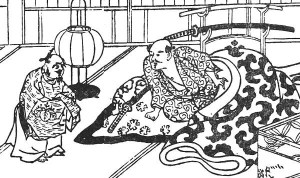 Zashiki-warashi | From the blog of Nicholas C. Rossis, author of science fiction, the Pearseus epic fantasy series and children's books